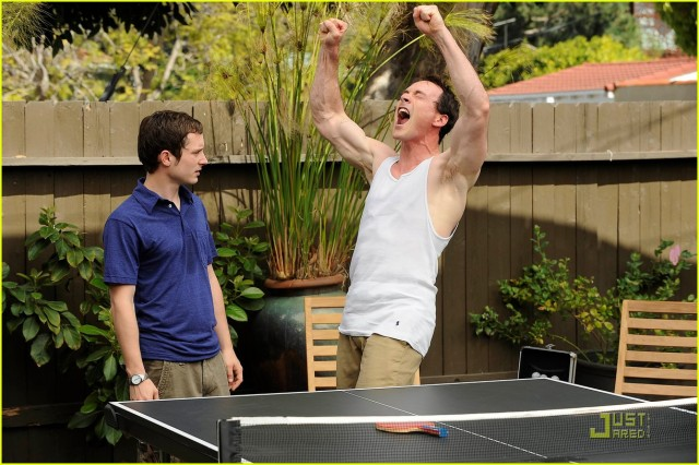 Drew is super competitive. Ryan plays Drew in a ping pong match for hours that ruins Jenna and Drew's plans for the evening creating a fight between them.